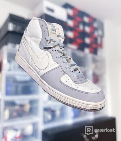 "Nike Terminator Hi ""White/White-Medium Grey"" (2003)"
