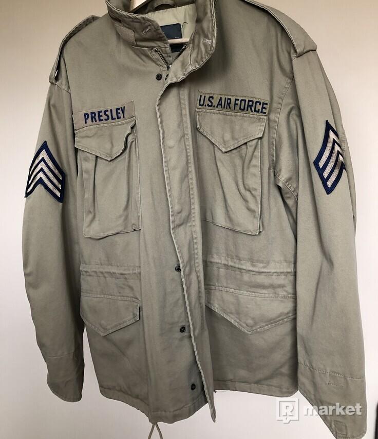 Military jacket (ZARA)