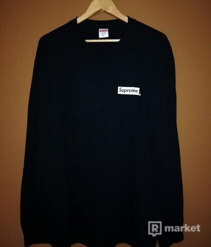 Supreme Sacred Tee long-sleeve (Black)