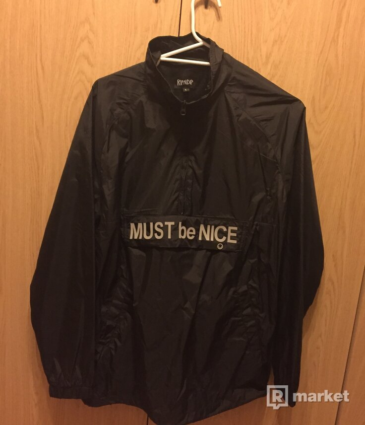 Bunda RipNDip must be nice half zip anorak