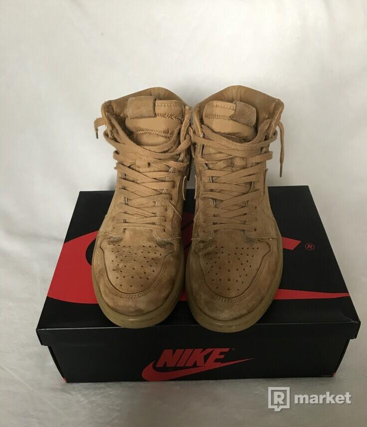 "Nike Air Jordan 1 High OG ""wheat"""