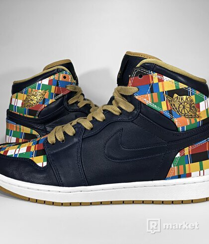 "Air Jordan Retro 1 High RTTG ""D.C."""