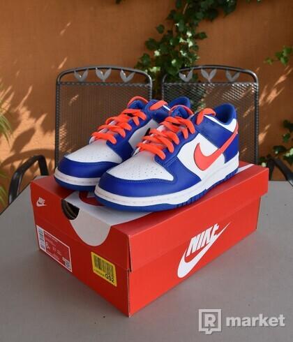 Nike Dunk Low Royal Red
