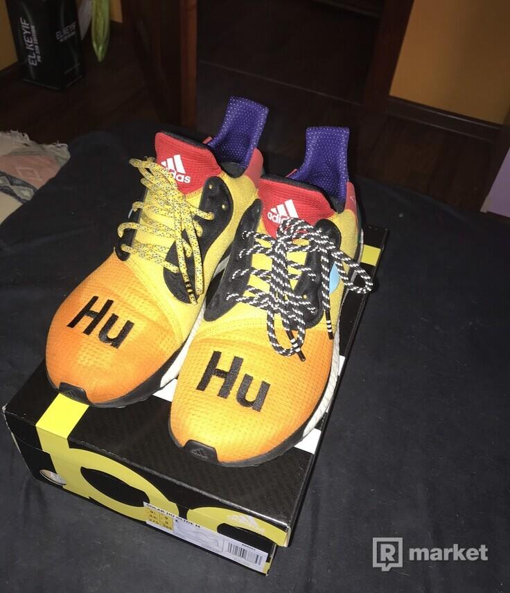 Pharrell Williams x Adidas Solar Hu Glide St