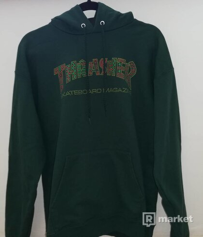 Thrasher Davis - Forest Green