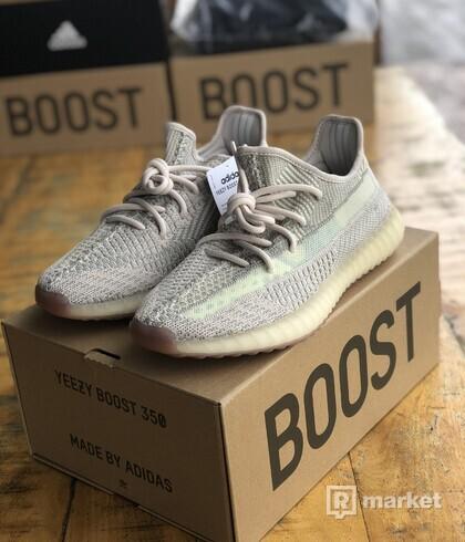 Adidas Yeezy Boost Citrin