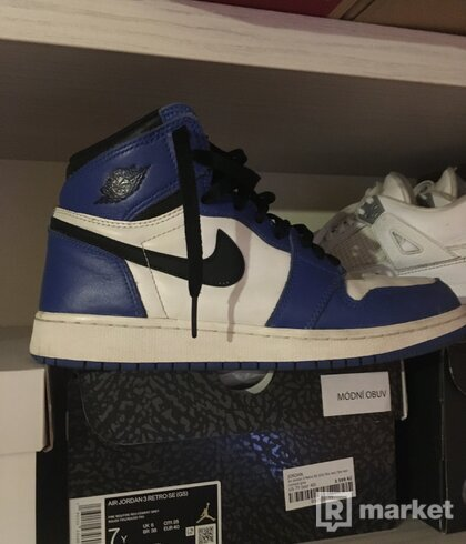 Air Jordan 1 High Game Royal