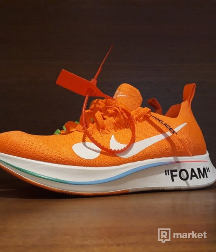 Nike x Off White Zoom Fly