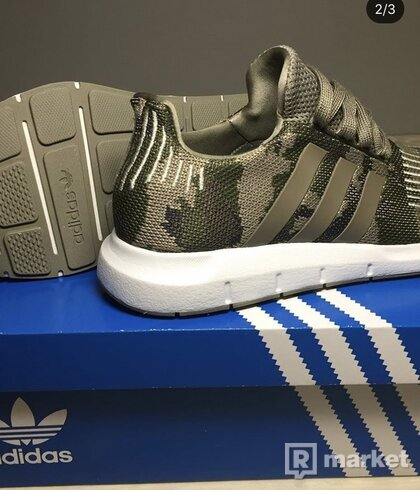 Adidas SWIFT RUN cargo