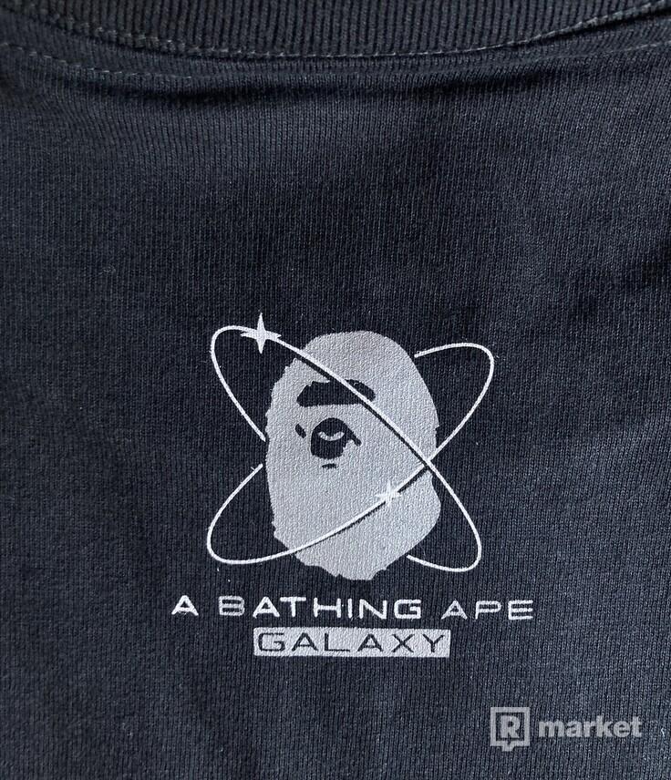 Bape Galaxy tee