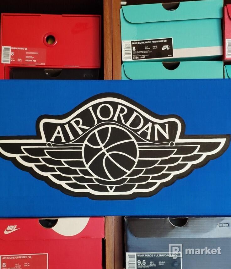 Obraz AIR JORDAN flight logo