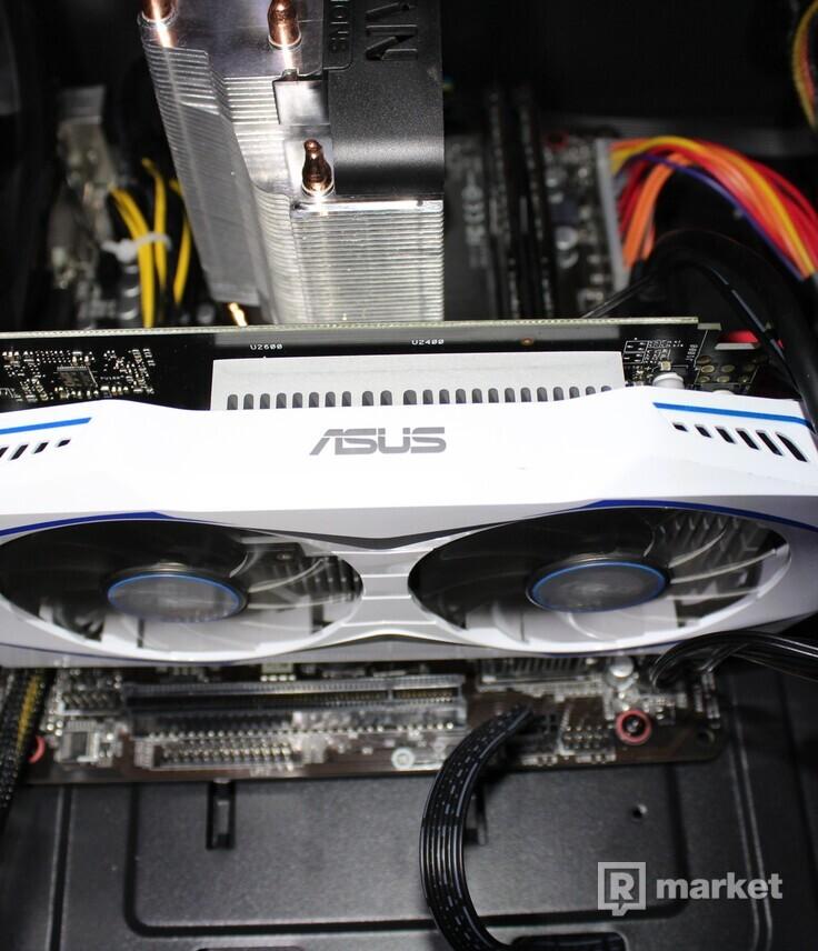 Predám Procesor, RAM, Zákl. dosku, Grafiku