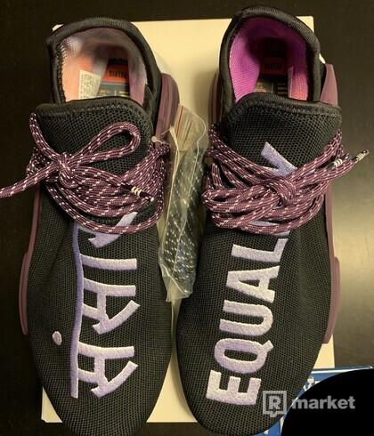 Adidas Human Race Holi Festival Core Black