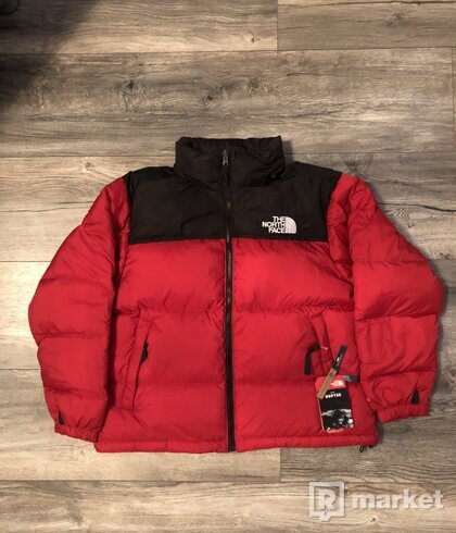 The north face 1996 Red
