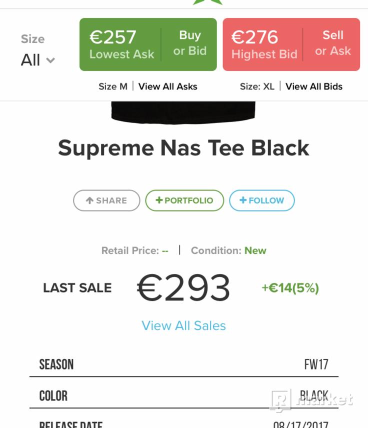 Supreme Nasty Nas