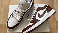 Air Jordan 1 Low Bronze 36.5