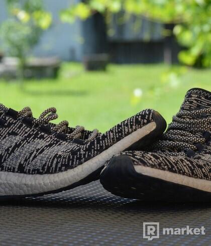 Adidas Pure Boost LTD Silver