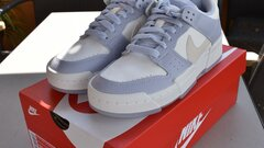 Nike Dunk Low Disrupt Summit White Ghost