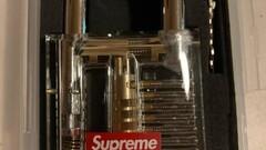 Supreme Transparent Lock