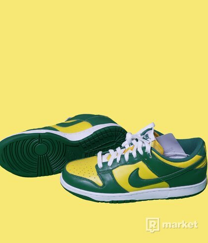 Nike Dunk Brazil