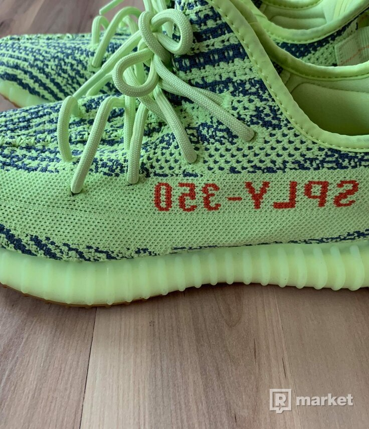 Yeezy boost 350 v2 frozen yellow