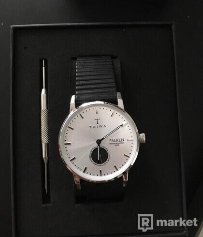 TRIWA - nové unisex hodinky