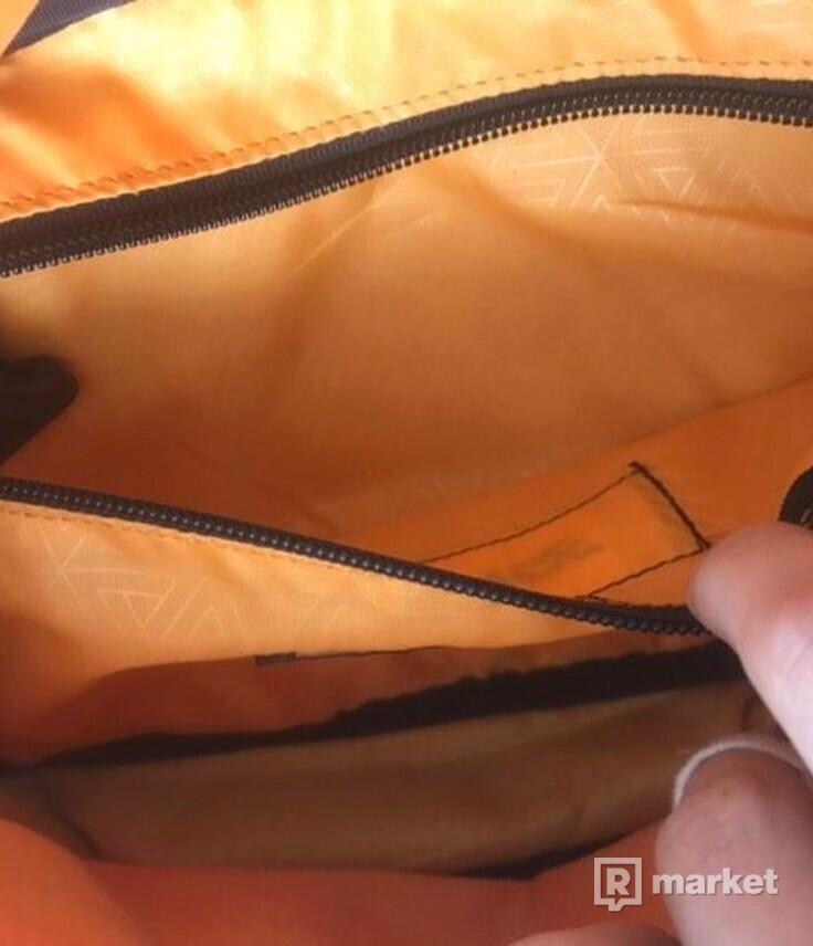 Palace cordura waist bun bag