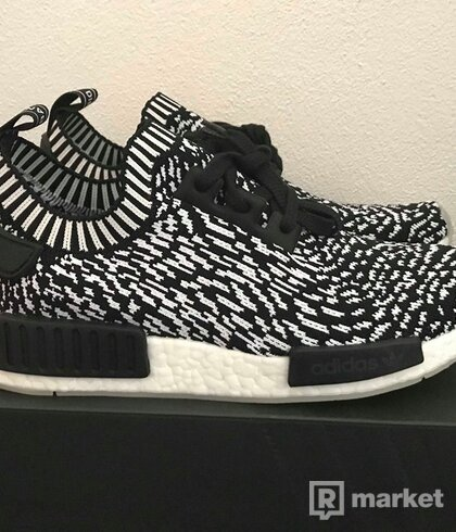 """Adidas NMD R1 PK """"Zebra"""""""