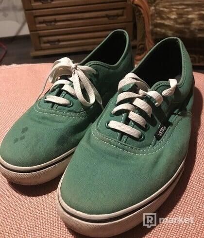 Vans era - green