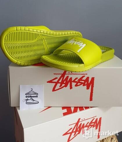 Nike X Stüssy Šlapky