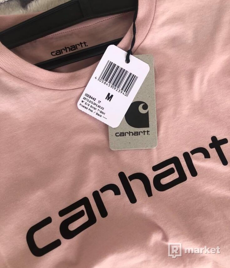 Carhartt WIP S/S Script T-Shirt