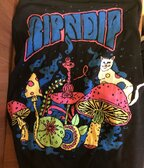 ripndip psychedelic sweater