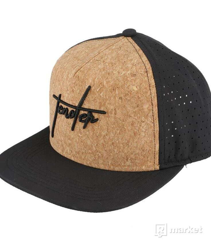 Rough-Tender | Matching Snapback Cork Hat | Child Tender