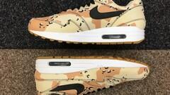 Nike Air Max 1 Premium Camo