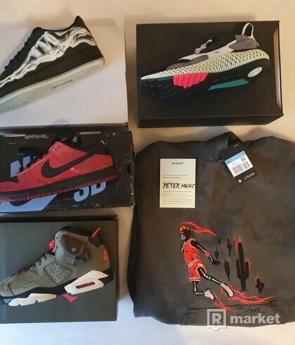 Travis, AF1, SB Dunk, Adidas, TS Hoodie