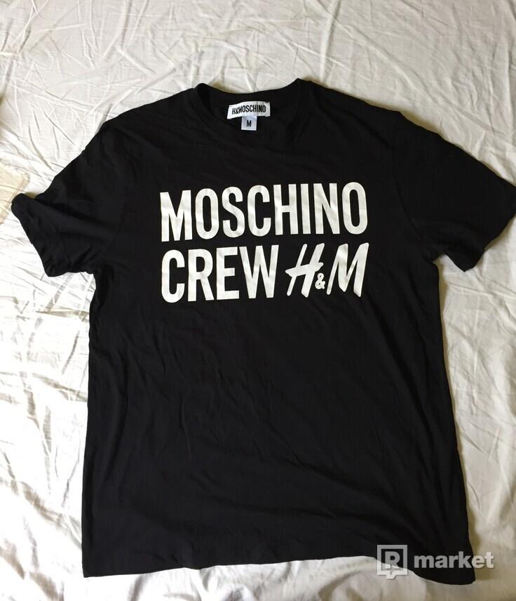 Moschino x H&M Crew tee