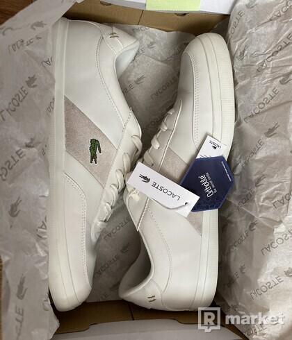Lacoste topánky