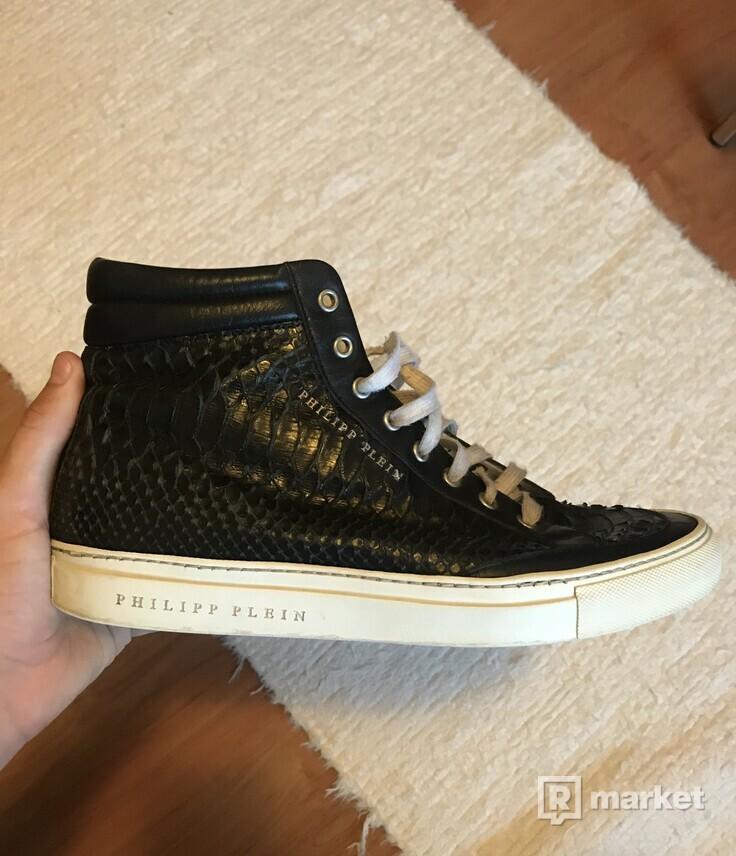 Philipp Plein High Top Sneaker