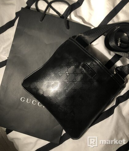 Rare gucci messenger bag