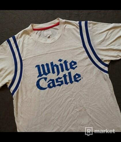 SUPREME WHITE CASTLE TEE