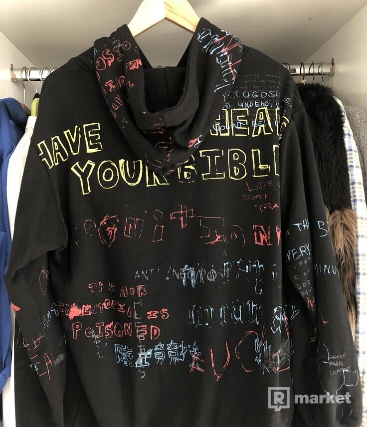 grafiti hoodie