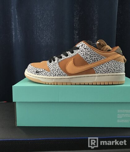 "Nike Sb Dunk Low Pro - ""Safari"""
