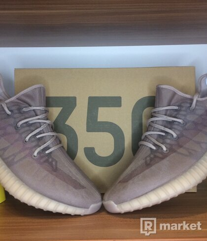 Adidas Yeezy Boost 350 V2 'Mono Mist' - Size US13/48