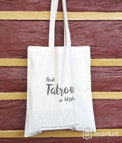 Bavlnená taška - HYMNA