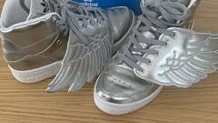 Adidas Jeremy Scott Wings Metal
