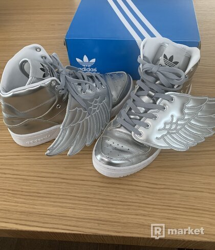 Adidas Jeremy Scott Wings Metal