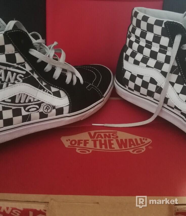 Vans shoe