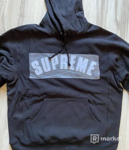 Supreme pearl hooded sweatshirt
