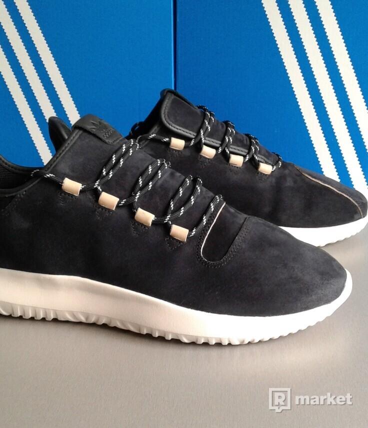 Adidas Tubular Shadow black/brown