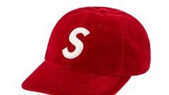 Supreme S logo cap